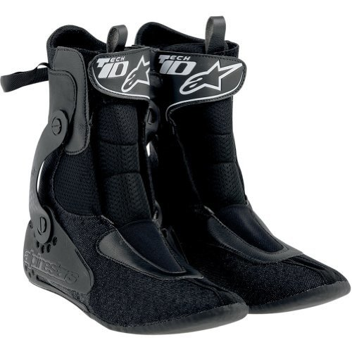 Alpinestars Tech 10 Boots-White/Red/Blue-7