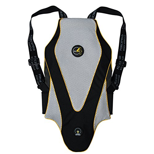FORCEFIELD BACK PROTECTOR PRO SUB 4 (SIZE LARGE) by FORCEFIELD-BACK-PROTECTOR