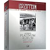 Alfred Led Zeppelin Box Set I-V Guitar Tab Platinum Edition Books