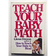 Teach Your Baby Math