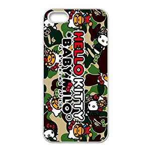 a bathing ape 002 Phone Case for iPhone 5S By Pannell-Dor