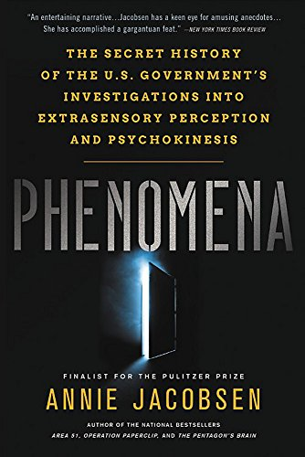 Phenomena: The Secret History of the U.S. Government's Investigations into Extrasensory Perception a - http://medicalbooks.filipinodoctors.org