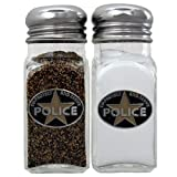 Best SISKIYOU Grill Sets - Siskiyou Gifts Police Salt and Pepper Shakers Review