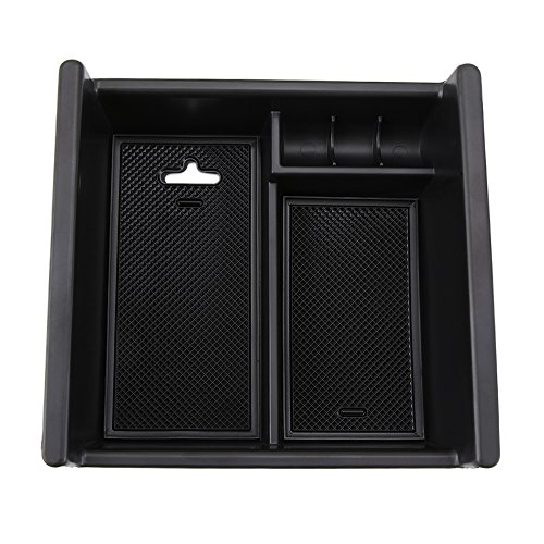 SNBLO Center Console Organized Tray Fit Toyota 4Runner (2010-present), Armrest Storage Organizer Center Console Tray Divider