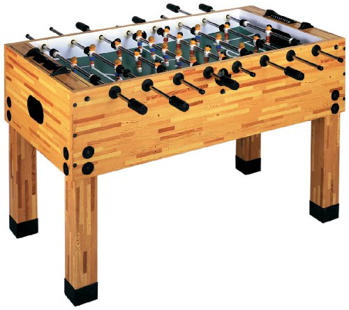 Amazoncom Imperial Classic Butcher Block Style Indoor Foosball - Foosball table price