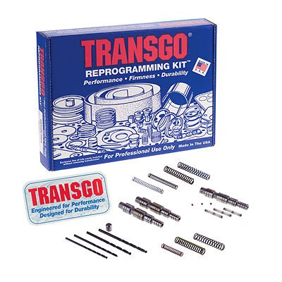 (Transgo RE5R05A Reprogramming Transmission Shift Kit RE5R05A-HD2 Fits Nissan)