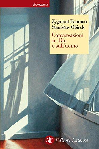 Costume 2016 Uomo (Conversazioni su Dio e sull'uomo (Italian Edition))