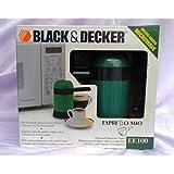 Black & Decker Expresso Mio EE100