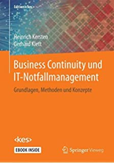Business Continuity Management System A Complete Guide For
