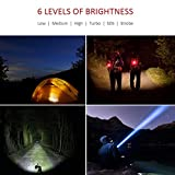 WOWTAC A1 500 Lumen Rechargeable LED Handheld