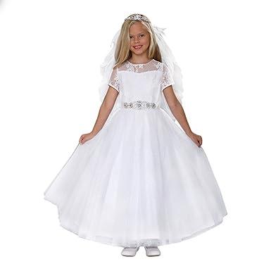 Corset First Communion Dress