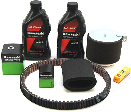 Kawasaki OEM Tune Up Kit KAF400 10-14 Mule 600/610