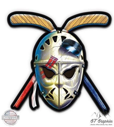 Hockey Mask Retro Style - 20