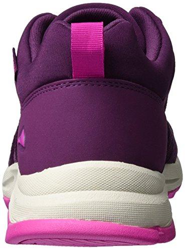 Viking Damen Komfort GTX W Outdoor Fitnessschuhe Pink (Plum/Magenta)