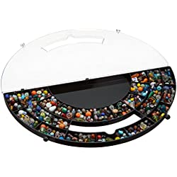Cousin Rainbow Glass Beads