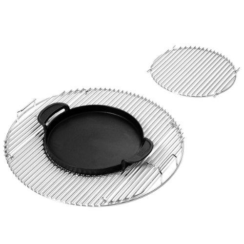 Amazon.com: Weber Gourmet sistema de barbacoa parrilla Set ...