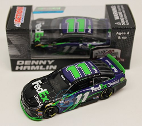 lionel-racing-denny-hamlin-11-2016-fedex-ground-nascar-diecast-car-164-scale