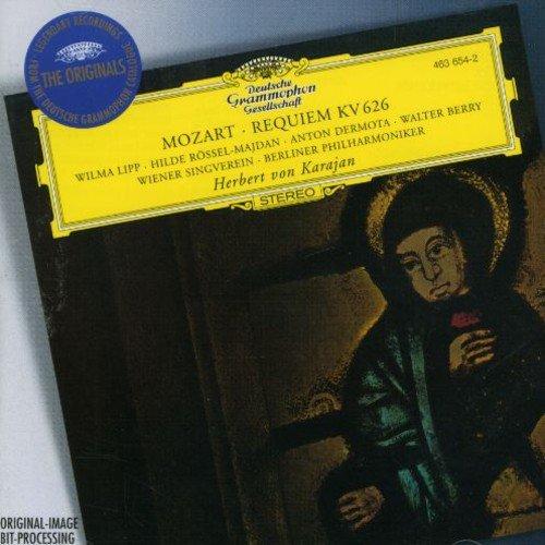 CD : Wilma Lipp - Requiem (Germany - Import)