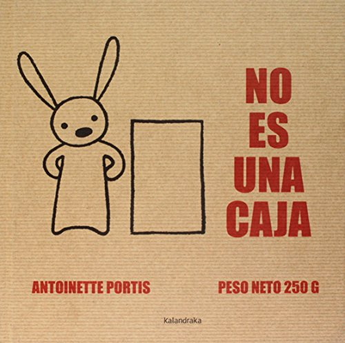 Libro : No Es Una Caja  - Antoinette Portis