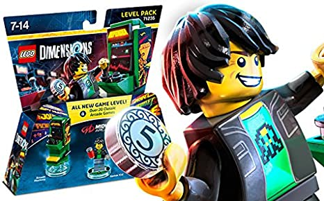 Warner Bros Interactive Spain Lego Dimensions - Midway, Gamer Kid ...
