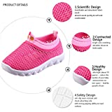 CIOR Kids Casual Shoes Breathable Slip-On Sneakers