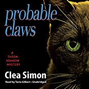 Probable Claws: A Theda Krakow Mystery, Book 4 | Clea Simon