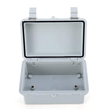 Anschlussdose Wasserdicht Enclosure ABS Control Elektronische Anschlussdose Terminal Kabel