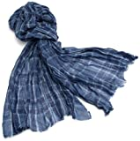 Lucky Brand  Men's Feather Weight Wool Scarf