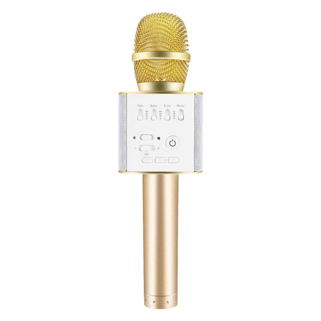 lidahaotin Q9 Magic Bluetooth Karaoke Microphone Wireless Player Speaker For iPhone Android AMZlidahaotin885