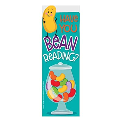 Fun Express Jelly Bean Scented Bookmarks - 24 Pieces - Educational and Learning Activities for Kids: Toys & Games