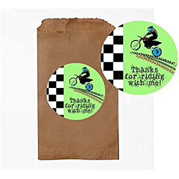 Dirt Bike Motorcycle Themed Party Pack Supply Decor Favor
