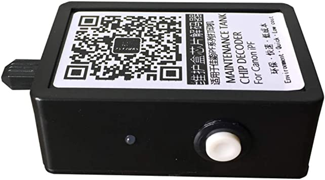 Canon Maintenance tank chip Resetter IPF655 IPF700 IPF710 IPF720 IPF750 IPF755