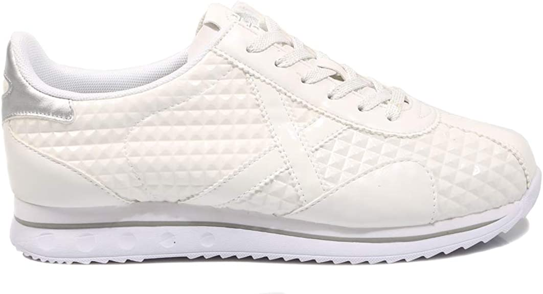 Munich Sapporo Sky 08 Blanco Zapatillas para Mujer: Amazon.es: Zapatos y complementos