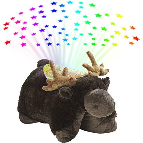 Pillow Pets Wild Moose Sleeptime Lite Plush - Stuffed Animal Nightlight