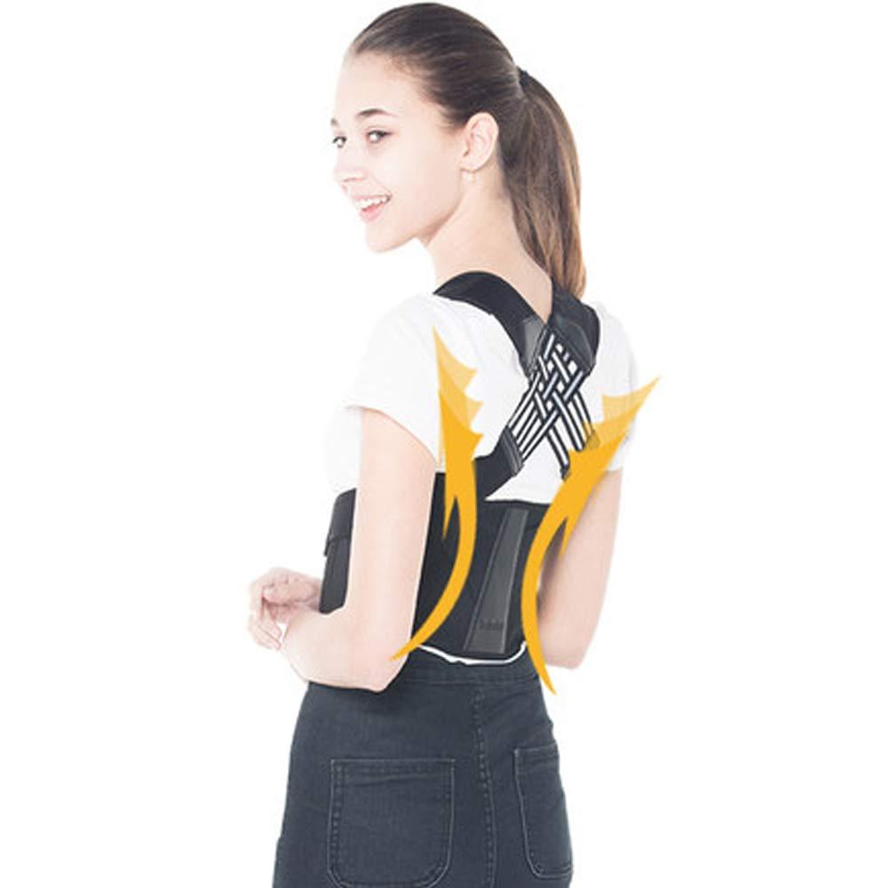 BLWX - Back Support Belt - Student Hunchback Correction Clothing Adult Boys and Girls Correction Kyphosis Correction Belt Correction Belt Humpback Correction Belt (Size : L) by BLWX-Humpback correction belt (Image #1)