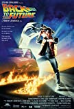 (27x40) Back to the Future Michael J Fox Movie Poster