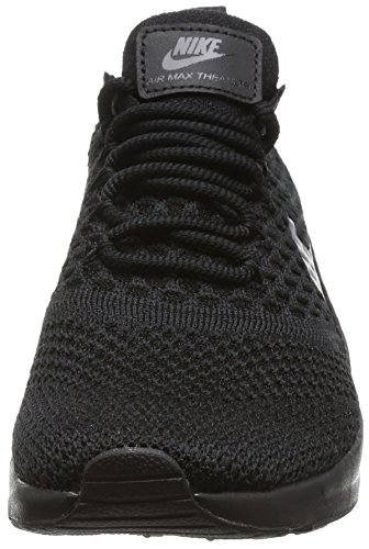 Dark Ultra Thea Air Noir Max Black NIKE Femme Baskets Grey Flyknit wZH6Znx