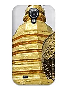 Ideal Matt C Brown Case Cover For Galaxy S4(religious Architecture), Protective Stylish Case