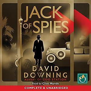 Jack of Spies Audiobook