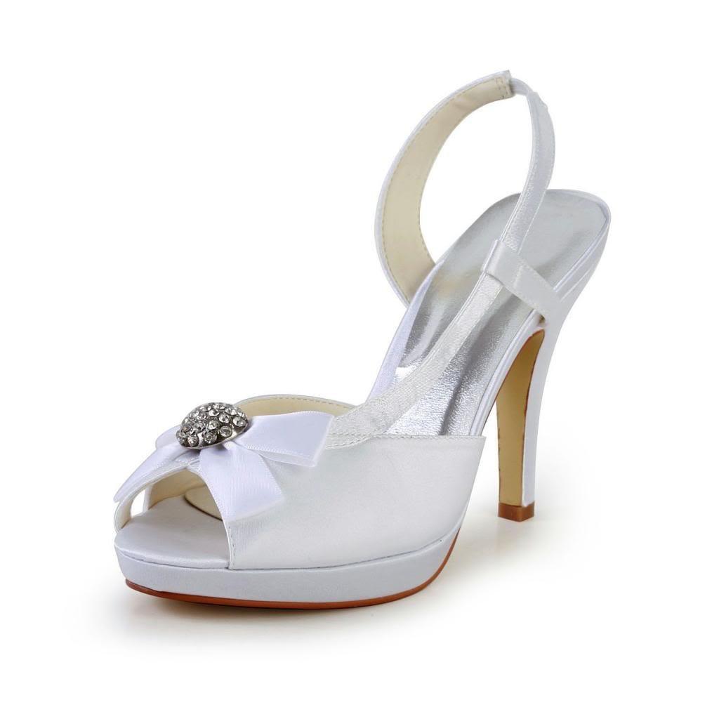 Jia Jia Wedding 37045 chaussures de mariée Wedding mariage mariage Escarpins mariée pour femme Blanc b026e10 - conorscully.space