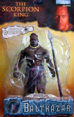 Scorpion King Movie Figure - Balthazar (King Balthazar Costume)
