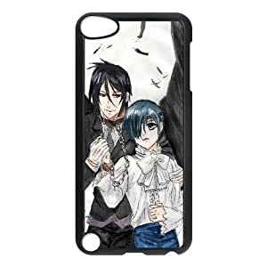 Ipod Touch 5 Phone Cases Black Butler Back Design Phone Case BBHE2086003