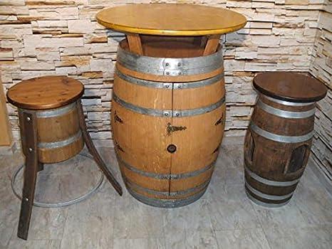 Bordeaux tavolo barrel junit barile sgabello t piastra d