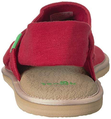 Women's Yoga Sanuk Chili Us Pepper Cruz 11 Sling M Sandal 75wqrdqP