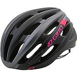 Giro Saga MIPS Cycling Helmet – Women's Matte Black/Pink Race Medium Review