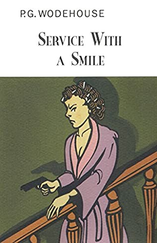 book cover of Service with a Smile