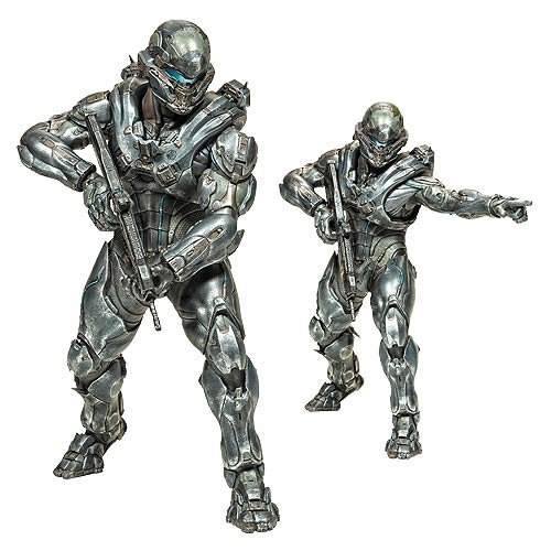 Halo 5 Guardians Spartan Locke Deluxe Figure
