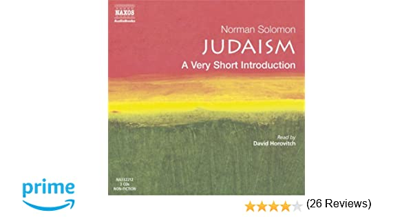 Judaism a very short introduction very short introductions judaism a very short introduction very short introductions norman solomon david horovitch 9789626343227 amazon books fandeluxe Images