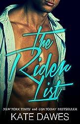 The Rider List: A Rock Star Erotic Romance