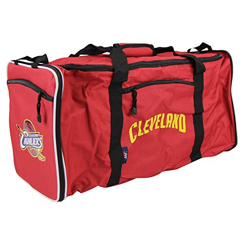 The Northwest Company NBA Team Logo Extended Duffle Bag (Cleveland Cavaliers) by The Northwest Company